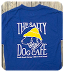 salty dog t-shirt.