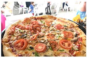 Tomatoe Pizza